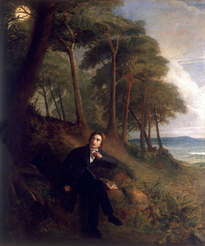 elements of romanticism in to autumn by john keats Keats' poems and letters by john keats as a true romantic, keats shows extreme appreciation for the natural world in his poetry john keats,ode to autumn.